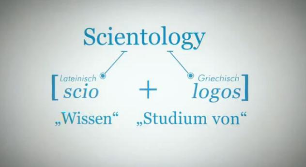 Was bedeutet Scientology?