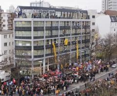 Das Gebäude der Scientology Kirche Berlin - Foto: Copyright (c) 2013 Church of Scientology International. Alle Rechte vorbehalten.