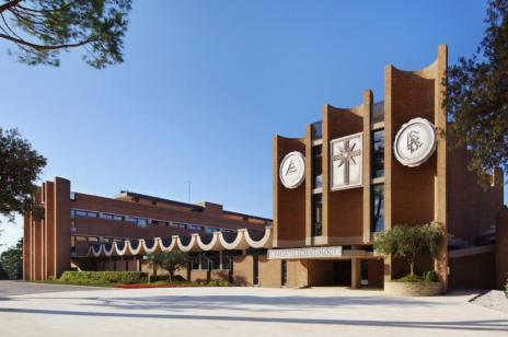 Das Gebäude der Scientology Kirche Rom - Foto: Copyright (c) 2013 Church of Scientology International. Alle Rechte vorbehalten.