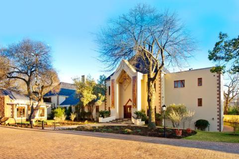 Das Gebäude der Scientology Kirche Johannesburg - Foto: Copyright (c) 2013 Church of Scientology International. Alle Rechte vorbehalten.