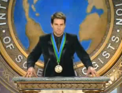 Tom Cruise Scientology Rede