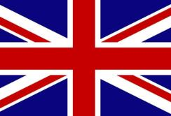 "Nationalflagge Großbritanniens (""Union Flag"")"