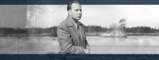 Lafayette Ronald Hubbard - Gründer der Scientology-Religion